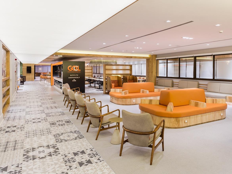 Gol Premium Lounge Guarulhos International Airport