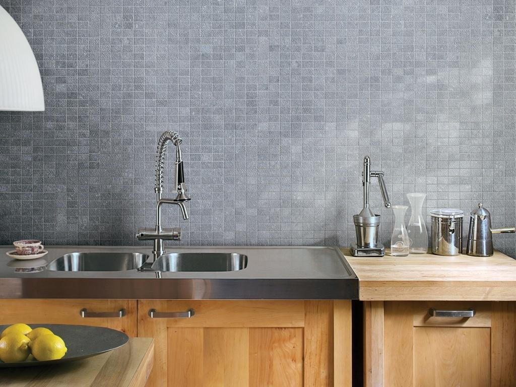 ... Bluetech Stone Tiles Kitchen ...
