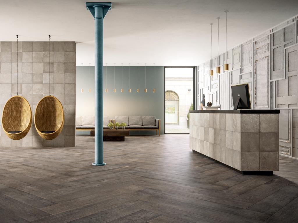 Cementine look tiles epoque for Epoque hotel